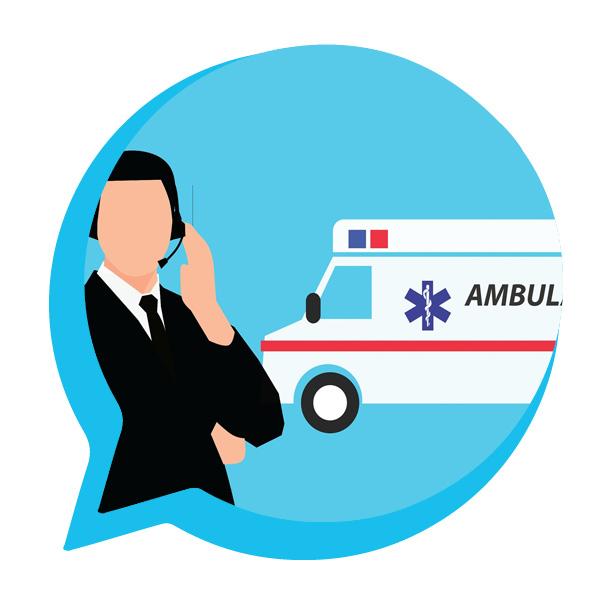 télésecrétariat ambulance